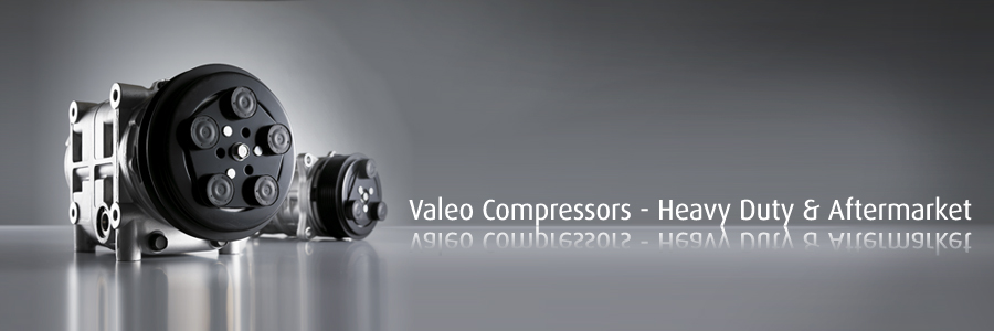 Valeo Compressors - Heavy Duty & Aftermarket