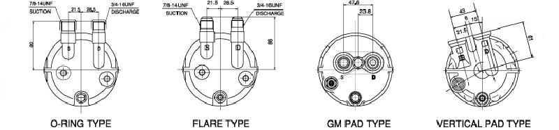 TM08 Cylinder Heads