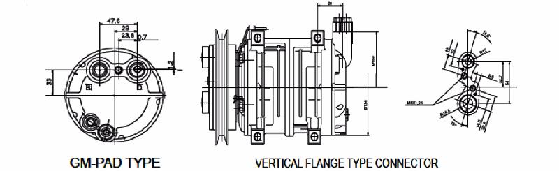 TM21 Cylinder Heads