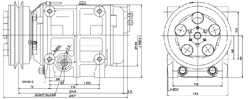 TM31 Technical Drawings